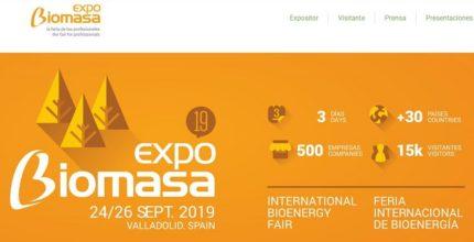 Feria ExpoBiomasa 2019