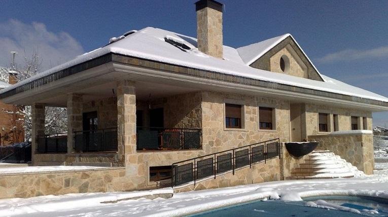 casa-invierno-nevada-geotermia